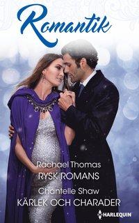 bokomslag Rysk romans ; Kärlek och charader