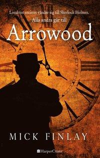 bokomslag Arrowood