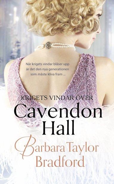 bokomslag Krigets vindar över Cavendon Hall