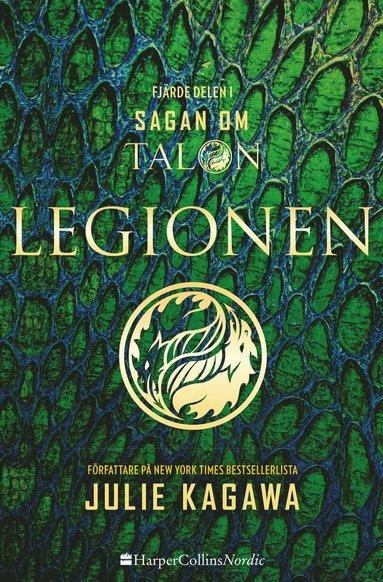 bokomslag Legionen