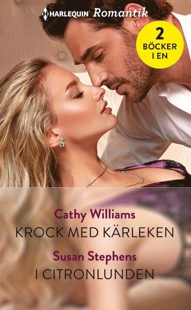 bokomslag Krock med kärleken / I citronlunden