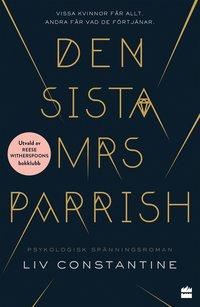 bokomslag Den sista mrs Parrish