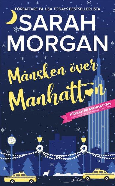 bokomslag Månsken över Manhattan