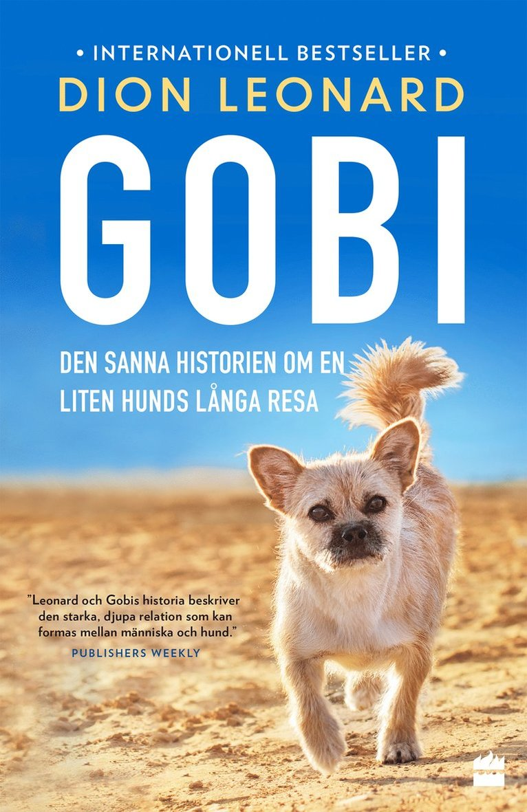 Gobi : den sanna historien om en liten hunds långa resa 1