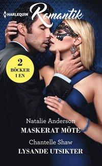 bokomslag Maskerat möte / Lysande utsikter