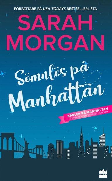 bokomslag Sömnlös på Manhattan