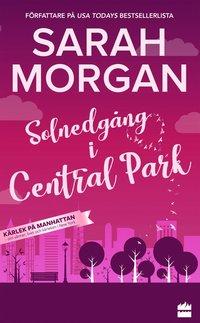 bokomslag Solnedgång i Central Park