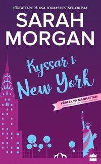 bokomslag Kyssar i New York