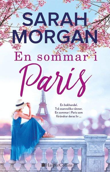 bokomslag En sommar i Paris