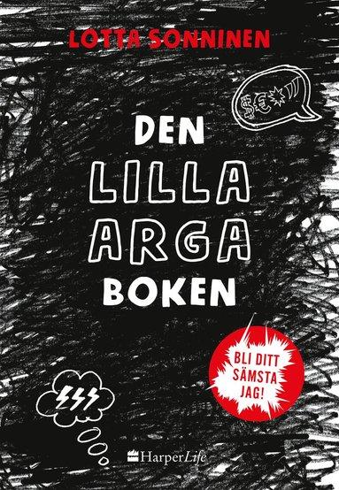 bokomslag Den lilla arga boken