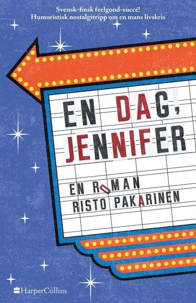 bokomslag En dag, Jennifer