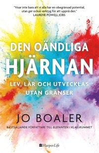 bokomslag Den oändliga hjärnan : lev, lär och utvecklas utan gränser