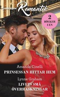 bokomslag Prinsessan hittar hem ; Livets små överraskningar