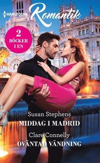 bokomslag Middag i Madrid ; Oväntad vändning