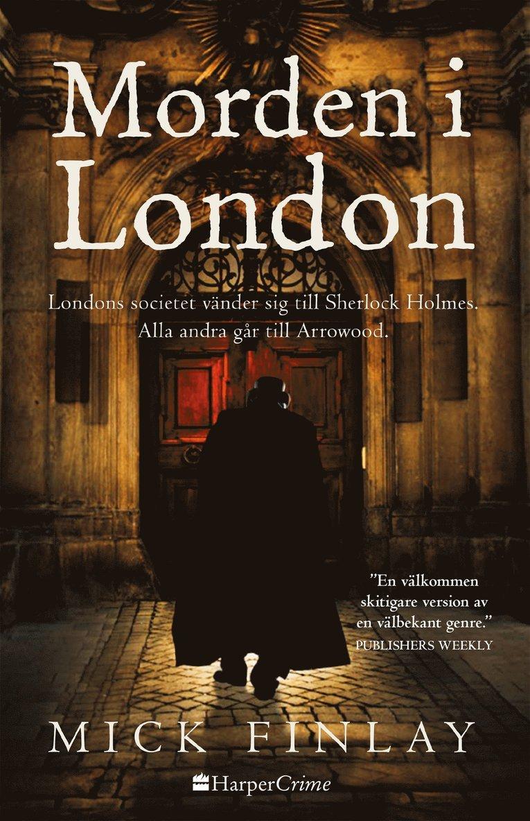 Morden i London 1