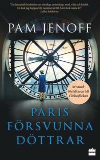 bokomslag Paris försvunna döttrar