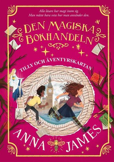 bokomslag Den magiska bokhandeln: Tilly och äventyrskartan