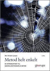 bokomslag Metod helt enkelt 2 uppl.