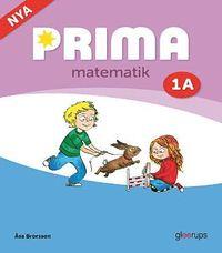 bokomslag Prima matematik 1A Grundbok