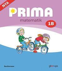 bokomslag Prima matematik 1B Grundbok