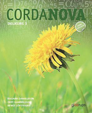 bokomslag CordaNova delkurs 3 elevbok
