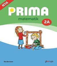 bokomslag Prima matematik 2A grundbok