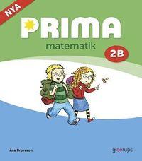 bokomslag Prima matematik 2B Grundbok