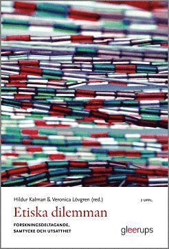 bokomslag Etiska dilemman : forskningsdeltagande, samtycke och utsatthet