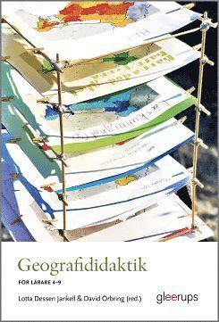 bokomslag Geografididaktik för lärare 4-9