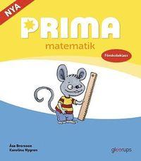 bokomslag Prima matematik Förskoleklass elevbok