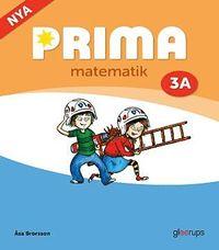 bokomslag Prima matematik 3A grundbok