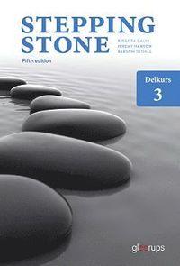 bokomslag Stepping Stone delkurs 3, elevbok, 5:e uppl