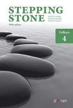 bokomslag Stepping Stone delkurs 4 elevbok 5:e uppl