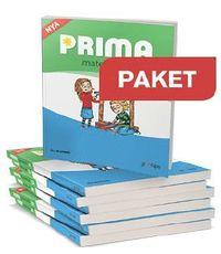 bokomslag Prima matematik 2A, grundbok 3:e upplagan, 25 ex
