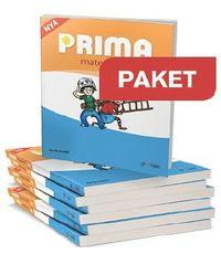 bokomslag Prima matematik 3A grundbok, upplaga 3, 25 ex