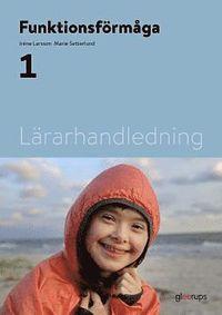 bokomslag Funktionsförmåga 1, lärarhandledning