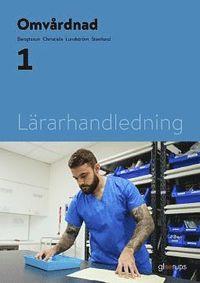 bokomslag Omvårdnad 1, lärarhandledning