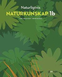 bokomslag Naturligtvis Naturkunskap 1b, elevbok