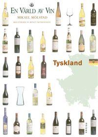 bokomslag Tyskland - En värld av vin