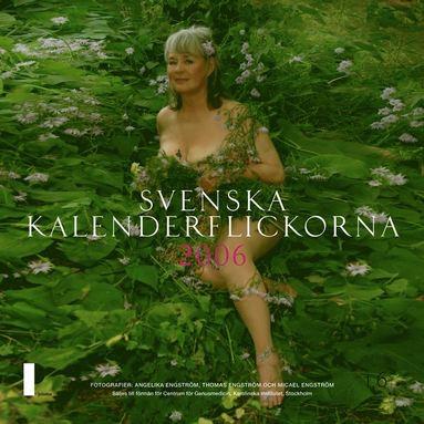 bokomslag Svenska kalenderflickorna 2006