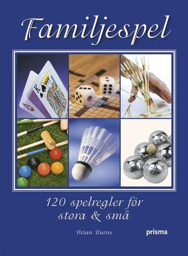 bokomslag Familjespel : 120 utmaningar för stora & små