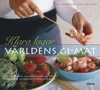 bokomslag Klara lagar världens GI-mat