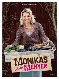 bokomslag Monikas bästa menyer