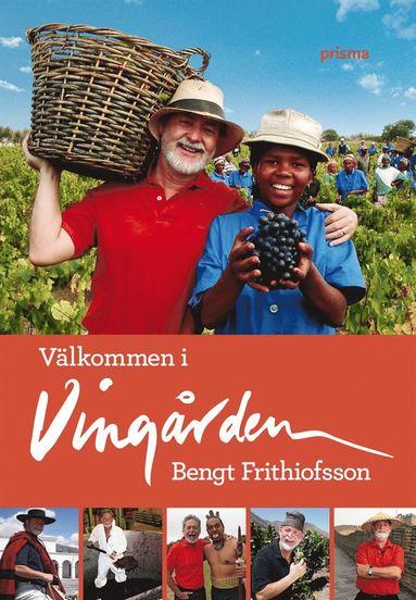bokomslag Välkommen i vingården
