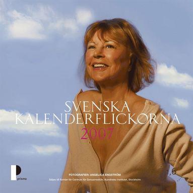 bokomslag Svenska kalenderflickorna 2007