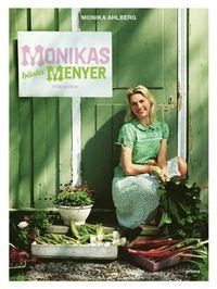 bokomslag Monikas bästa menyer - för våren
