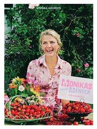 bokomslag Monikas bästa menyer - för sommaren