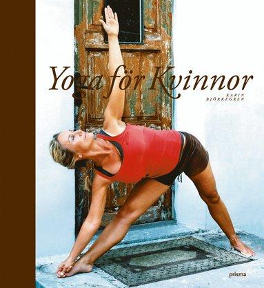 bokomslag Yoga för kvinnor