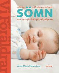 bokomslag Allt du vill veta om barnets sömn men varit för trött för att fråga om