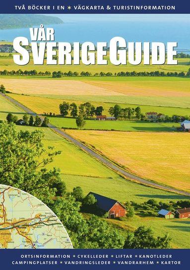 bokomslag Vår Sverigeguide